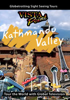 Vista Point KATHMANDU VALLEY Nepal DVD Global Televison Arcadia Films | Movies and Videos | Special Interest