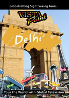 Vista Point Delhi India DVD Global Televison Arcadia Films | Movies and Videos | Special Interest