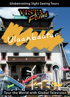 Vista Point ULAANBAATAR Mongolia DVD Global Television | Movies and Videos | Special Interest
