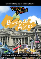 Vista Point Buenos Aires DVD Global Television | Movies and Videos | Special Interest