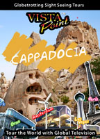 Vista Point CAPPADOCIA Turkey DVD Global Televsion | Movies and Videos | Special Interest