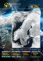 the world atlas scandinavia dvd vision films