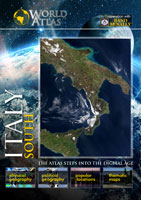 The World Atlas Italy South DVD Vision Films | Movies and Videos | Special Interest