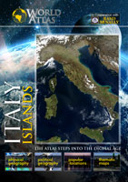 the world atlas italy islands dvd vision films