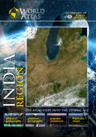 the world atlas india region dvd vision films
