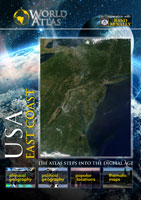 the world atlas usa east coast dvd vision films