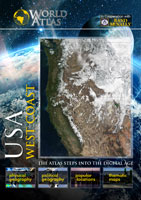 the world atlas usa west coast dvd vision films