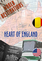 World Destinations Heart of England DVD Video House International | Movies and Videos | Special Interest