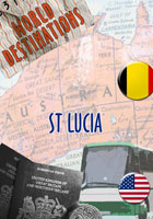 World Destinations St Lucia DVD Video House International | Movies and Videos | Special Interest