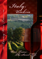 wine tours the sweet life umbria dvd vision films