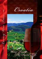 Wine Tours The Sweet Life Croatia DVD Vision Films | Movies and Videos | Special Interest