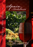 wine tours the sweet life spain andalusia dvd vision films