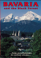 bavaria and the black forest, dvd, worldwide travel films