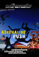 Extremists Adrenaline Rush DVD Bennett Media Worldwide | Movies and Videos | Special Interest