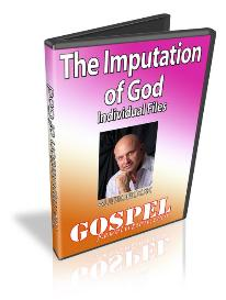 the imputation of god (audiobook)