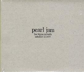 pearl jam las vegas, nevada (live) - 10/22/00 (2001) (epic records) (29 tracks) 320 kbps mp3 album