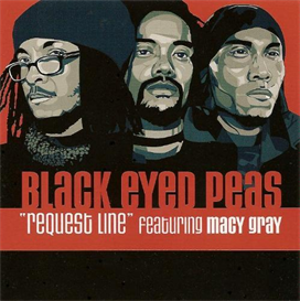 BLACK EYED PEAS Request + Line (2001) (INTERSCOPE RECORDS) (4 TRACKS) 320 Kbps MP3 SINGLE | Music | R & B