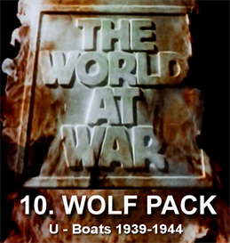 THE WORLD AT WAR - 10 Wolf Pack - U-Boats in the Atlantic (19391943) | Movies and Videos | Documentary