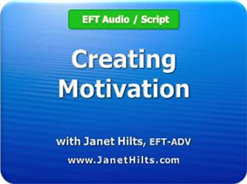 breakthrough eft to create your own motivation