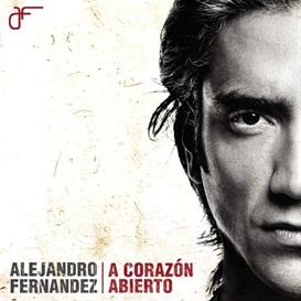 alejandro fernandez a corazon abierto (2004) (sony u.s. latin) (13 tracks) 320 kbps mp3 album