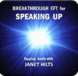 breakthrough eft to speak up