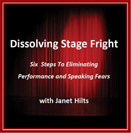 dissolving stage fright workshop in a box