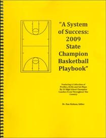 dan ninham: 2009 state championship playbook