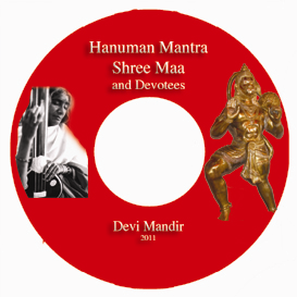 hanuman mantra and kirtan