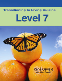 Transitioning to Living Cuisine (Level 7)   eBooks   Health
