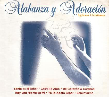 First Additional product image for - IGLESIA CRISTIANA Alabanza Y Adoracion (2003) (EMMANUEL RECORDINGS) (13 TRACKS) 320 Kbps MP3 ALBUM