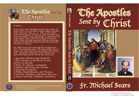 apostles sent by christ