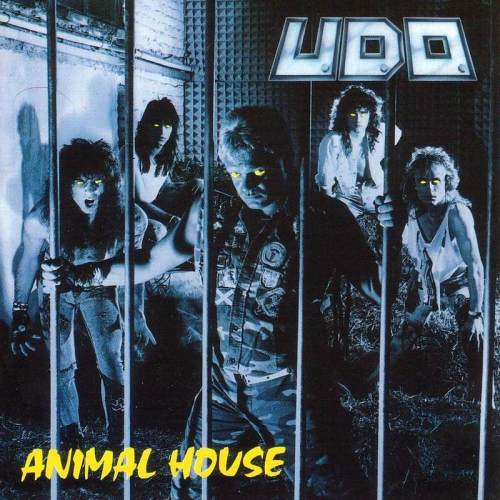 First Additional product image for - UDO (ACCEPT) Animal House (1987) (NUCLEAR BLAST) (11 TRACKS) 320 Kbps MP3 ALBUM
