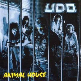 UDO (ACCEPT) Animal House (1987) (NUCLEAR BLAST) (11 TRACKS) 320 Kbps MP3 ALBUM | Music | Rock