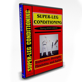 Taekwondo-Super Leg Conditioning | Movies and Videos | Fitness