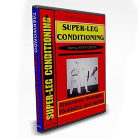 taekwondo-super leg conditioning