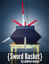 sword basket plans