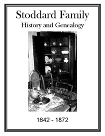 stoddard family history and genealogy