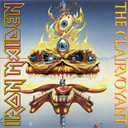 IRON MAIDEN The Clairvoyant (1988) (EMI RECORDS) (3 TRACKS) 320 Kbps MP3 SINGLE | Music | Rock