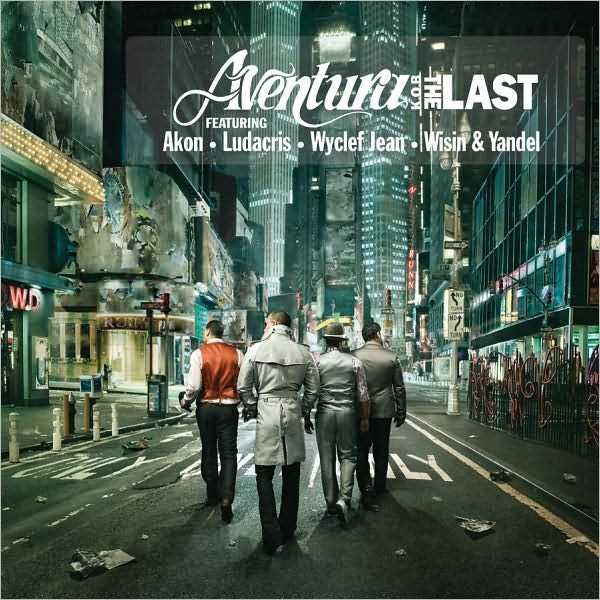 First Additional product image for - AVENTURA The Last (2009) (SONY U.S. LATIN) (18 TRACKS) 320 Kbps MP3 ALBUM