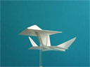 Origami Starship Phoenix Tutorial video | Crafting | Paper Crafting | Other