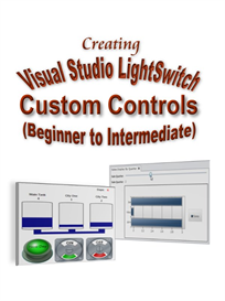 lightswitch silverlight custom controls