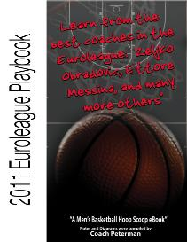 2011 Euroleague Basketball Playbook | eBooks | Sports