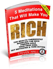5 mediations to make you rich