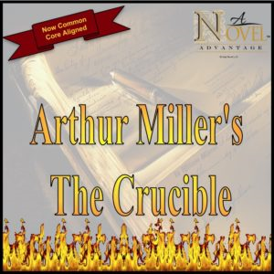 the crucible novel unit