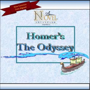 the odyssey novel unit