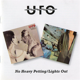 ufo no heavy petting + lights out (1994) (rmst) (bgo records) (17 tracks) 320 kbps mp3 album