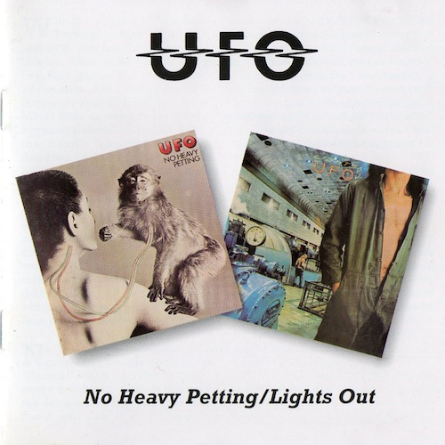 First Additional product image for - U.F.O. No Heavy Petting + Lights Out (1994) (RMST) (BGO RECORDS) (17 TRACKS) 320 Kbps MP3 ALBUM