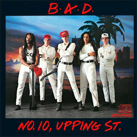BIG AUDIO DYNAMITE No. 10, Upping St. (1986) (COLUMBIA RECORDS) (12 TRACKS) 320 Kbps MP3 ALBUM | Music | Alternative