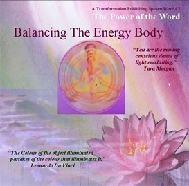 balancing the energy body