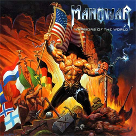 manowar warriors of the world (2002) (metal blade records) (11 tracks) 320 kbps mp3 album